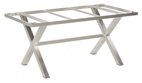 Sonnenpartner Tisch Base-Spectra, Edelstahl, 160 x 90 cm