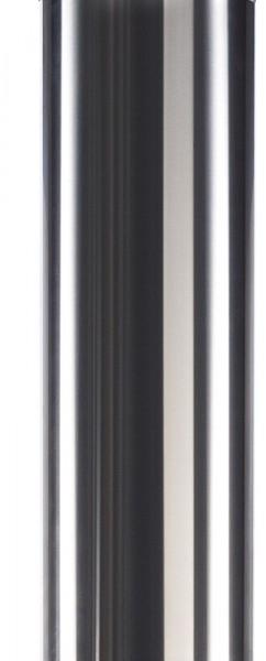 Firestar Verlängerungsrohr 1000 mm für Grillkamin / Gartenkamin DN 650 Design / Exclusiv, Edelstahl