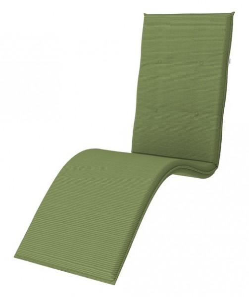 Doppler 4er Set Relaxliege Sitzauflagen Star, Dess. 8041