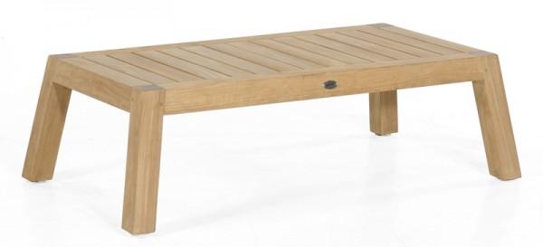 Sonnenpartner Lounge-Tisch Clifton, Teakholz, 120 x 60 cm