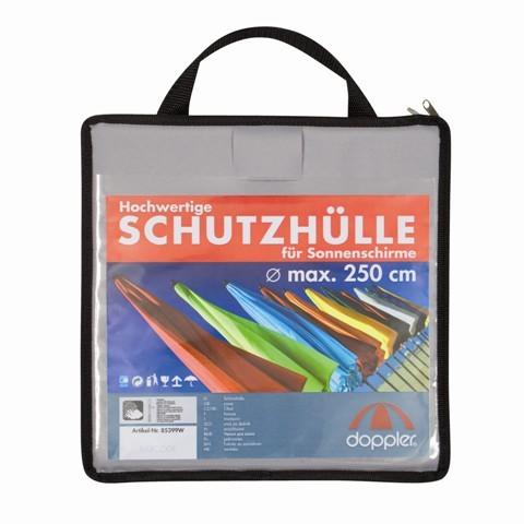 Doppler Schirmhülle/Schutzhülle Profi Line, für Schirme bis 250 cm ø