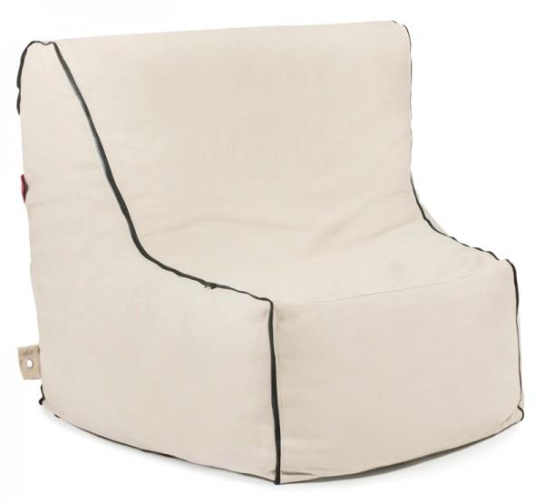 OUTBAG Outdoor Sitzsack / Lounge-Element Piece Zipper Canvas