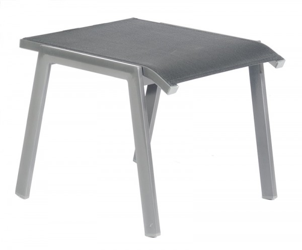 Sonnenpartner Hocker Fresno, Aluminium, anthrazit