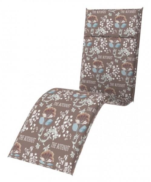 Doppler 4er Set Relaxliege Sitzauflagen Spirit, Dess. 9201