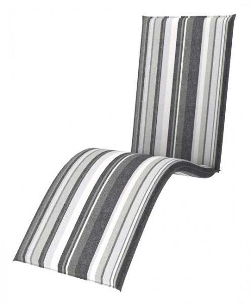 Doppler 4er Set Relaxliege Sitzauflagen living, Dess. 9140