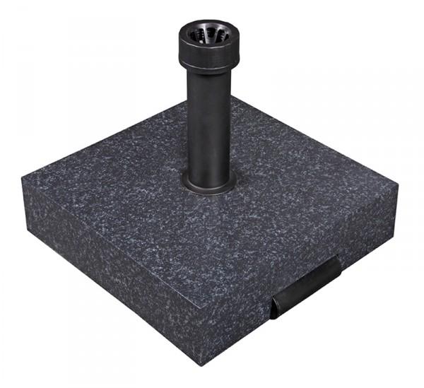 Doppler Schirmständer/Profi Rollsockel, 40 kg, bis 54 mm ø, anthrazit