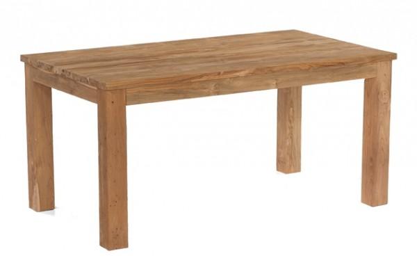 Sonnenpartner Tisch Charleston, Old Teak, 160 x 90 cm