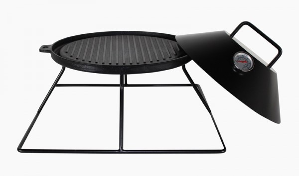 Firestar Grillaufsatz für BBQ-Ring