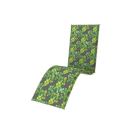 Doppler 4er Set Relaxliege Sitzauflagen living, Dess. 8900