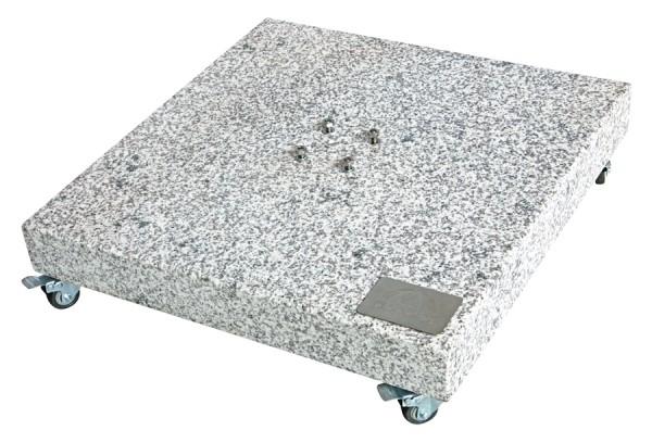 Doppler Granitplatte für Pendelschirm Expert 350, rollbar, 140 kg