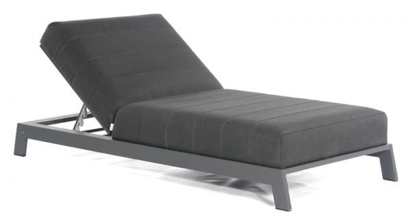Sonnenpartner Liege Divine, Aluminium / Outdoor-Textil