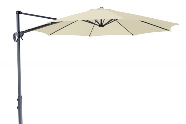 Sonnenschirm / Pendelschirm Derby Ravenna Smart 300, Ø 300 cm