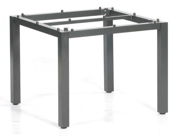Sonnenpartner Tisch Base, Aluminium anthrazit, 90 x 90 cm