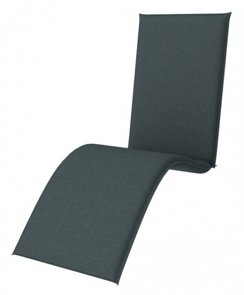Doppler 4er Set Relaxliege Sitzauflagen Star, Dess. 9024