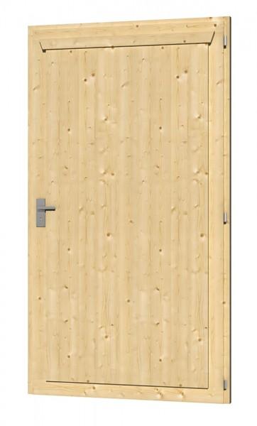 Skan Holz Einzeltür 98 x 198 cm, Fichte
