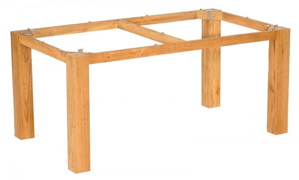 Sonnenpartner Tisch Base, Pure Teak, 160 x 90 cm