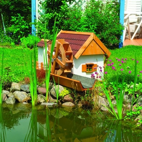 Promadino Wassermühle Jever