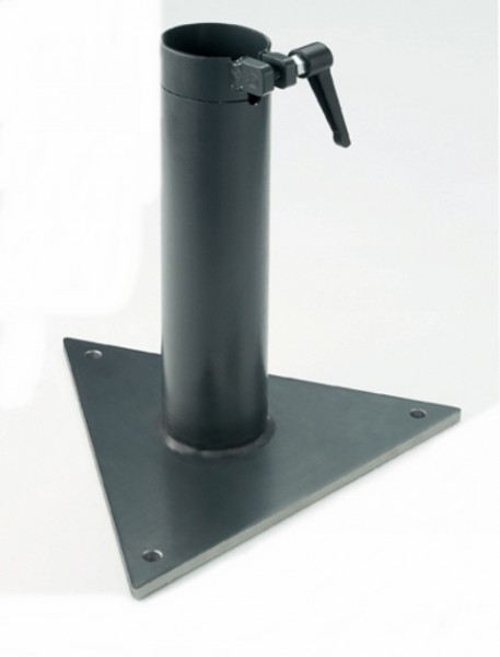 Doppler Montageplatte für die Mod. Reihen Telestar/Panda Matic