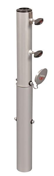 Doppler Bodenhülse mit Bodenanker, 32 bis 60 mm ø