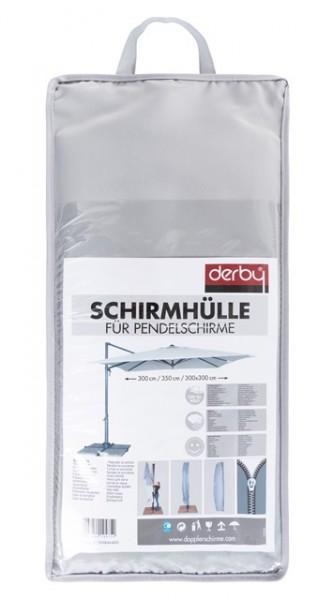 Derby Schirmhülle/Schutzhülle Basic für Pendelschirme bis 350 cm ø und 300 x 300 cm