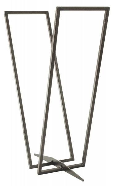 SvenskaV Kaminholzregal Standard, Stahl, kupfer