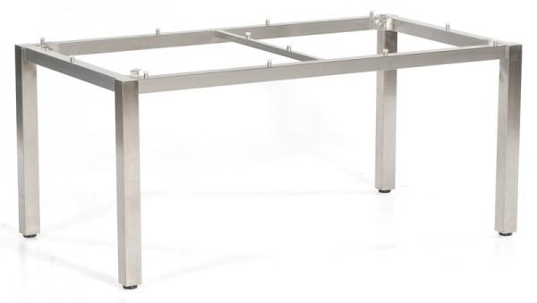 Sonnenpartner Tisch Base, Edelstahl, 160 x 90 cm