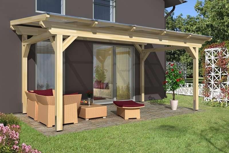 Terrassenuberdachung Aus Holz ~ Skan holz terrassenüberdachung sanremo cm freistehend