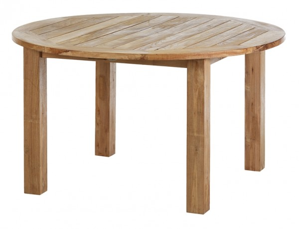 Diamond Garden Tisch Belmont rund, Recycled Teak Natur, Ø 140 cm