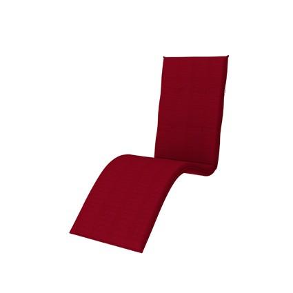 Doppler 4er Set Relaxliege Sitzauflagen Star, Dess. 7028