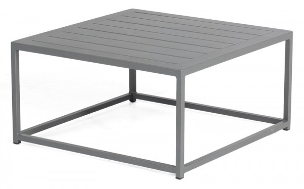 Sonnenpartner Lounge-Tisch Basic, Aluminium, anthrazit
