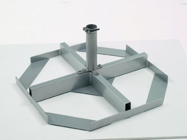 Doppler Schirmständer/Metallständer für Mod. Alu Expert-Teleskop, 50 mm ø