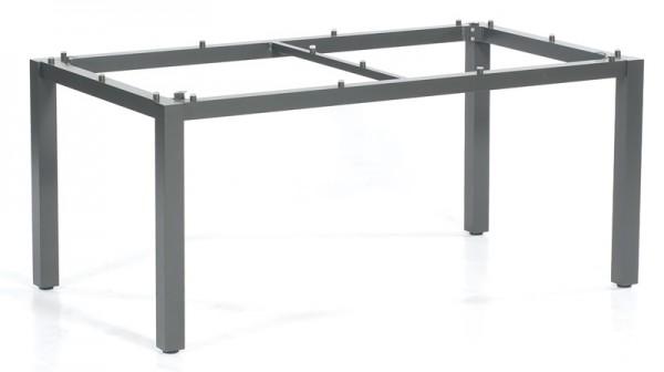 Sonnenpartner Tisch Base, Aluminium anthrazit, 160 x 90 cm