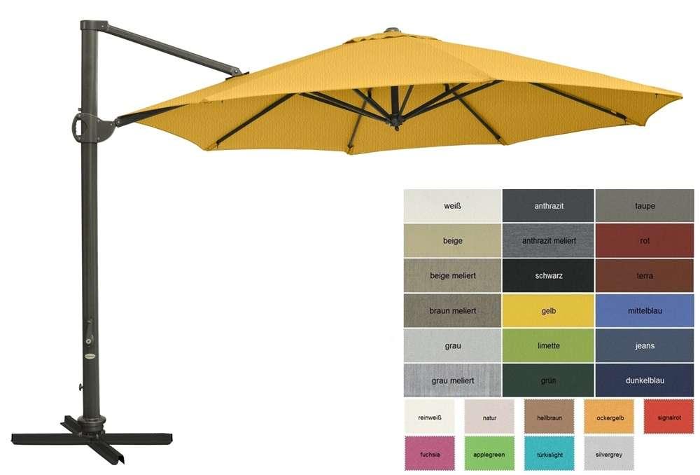 Sonnenschirm / Ampelschirm Zangenberg Monte Carlo 350 X 250 Cm Premium  Agora | Ampelschirme U0026 Pendelschirme | Sonnenschutz | Holz  Und Gartenwelt